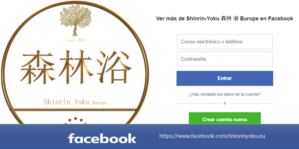 Shirnrin yoku facebook